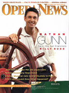 Opera News Vol. 69 No. 3 Magazine