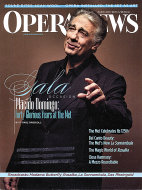 Opera News Vol. 75 No. 9 Magazine