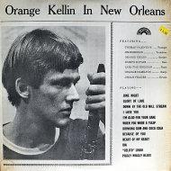 """Orange Kellin Vinyl 12"""" (Used)"""