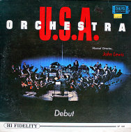"Orchestra U.S.A. Vinyl 12"" (Used)"