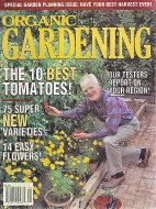 Organic Gardening Vol. 42 No. 1 Magazine