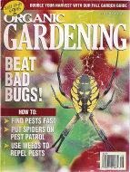 Organic Gardening Vol. 42 No. 6 Magazine