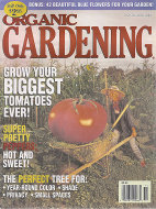 Organic Gardening Vol. 42 No. 8 Magazine