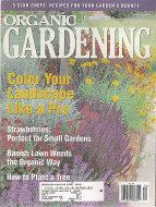 Organic Gardening Vol. 45 No. 4 Magazine