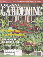 Organic Gardening Vol. 45 No. 5 Magazine
