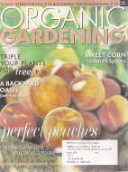 Organic Gardening Vol. 48 No. 5 Magazine