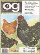 Organic Gardening Vol. 48 No. 6 Magazine