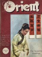Orient Vol. 3 No. 6 Magazine