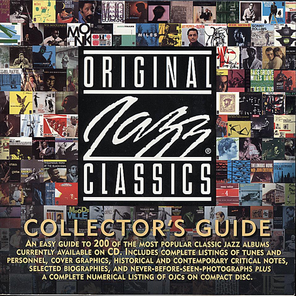 Original Jazz Classics: Collector's Guide
