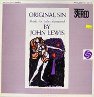 """Original Sin: Music Ballet Vinyl 12"""" (Used)"""
