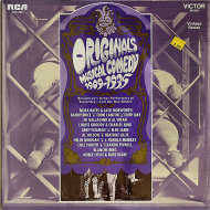 "Originals Musical Comedy 1909-1935 Vinyl 12"" (New)"