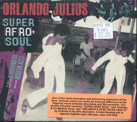 Orlando Julius CD