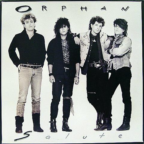 "Orphan Vinyl 12"" (Used)"