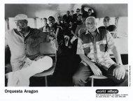 Orquesta Aragon Promo Print