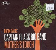Orrin Evans' Captain Black Big Band CD