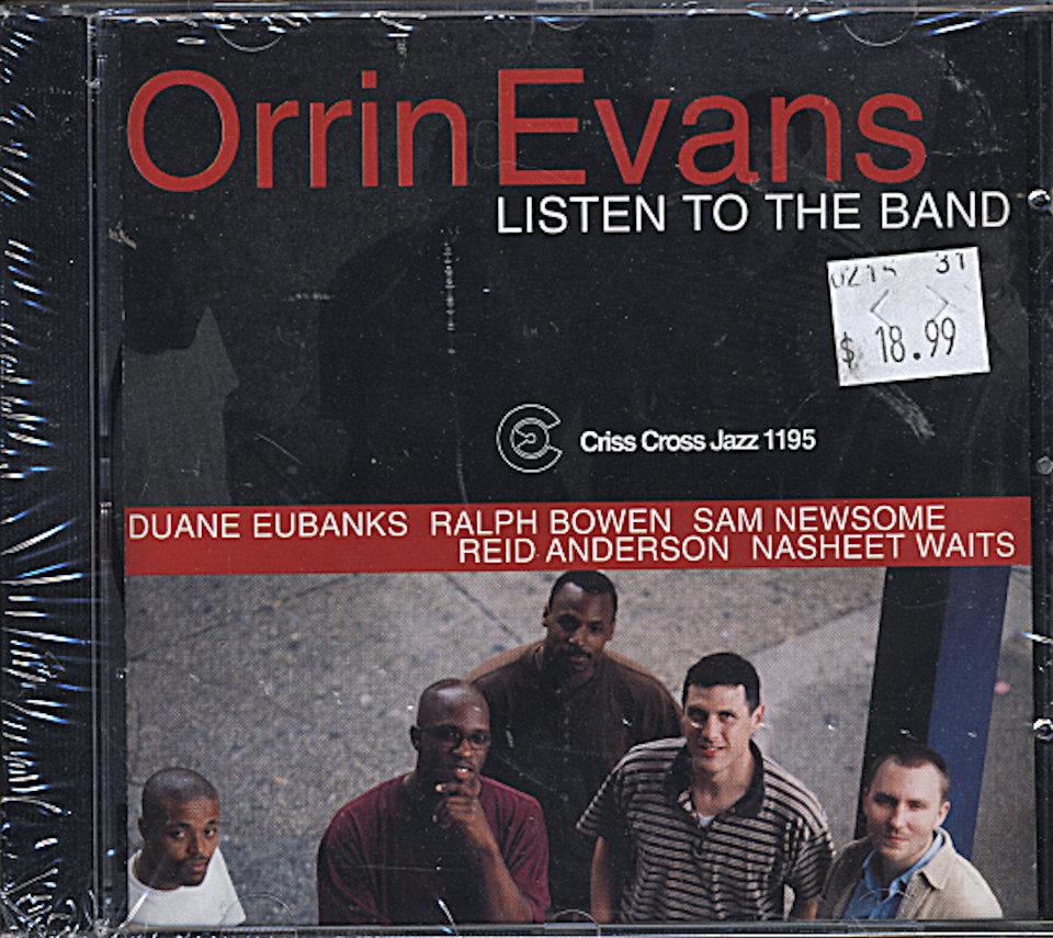 Orrin Evans CD