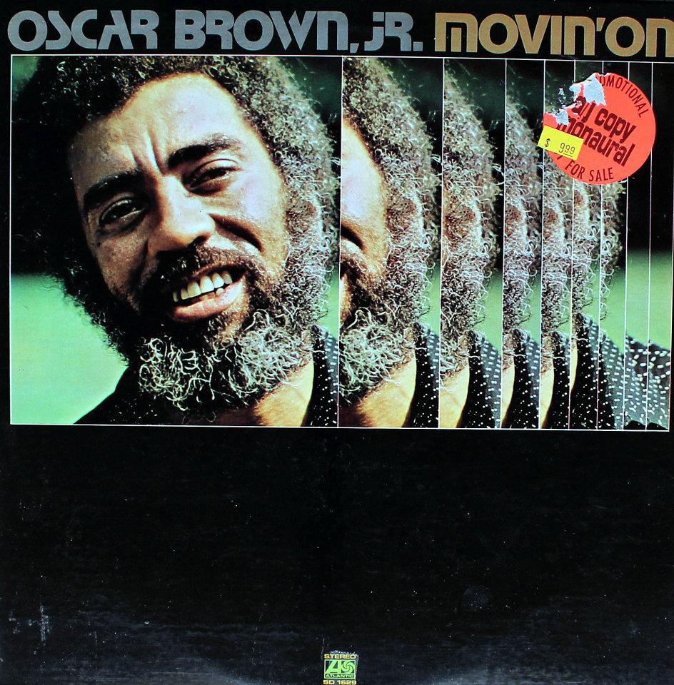 """Oscar Brown, Jr. Vinyl 12"""" (Used)"""
