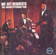 """Oscar Peterson Trio Vinyl 12"""" (Used)"""