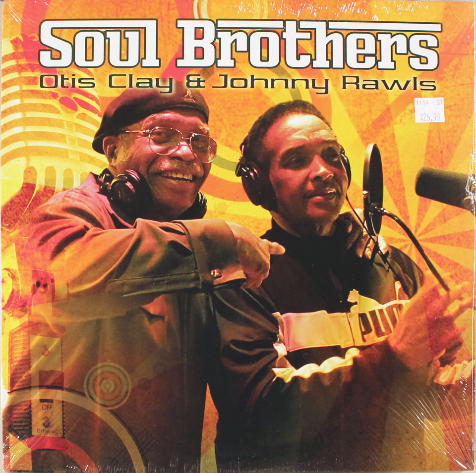 "Otis Clay Vinyl 12"" (New)"