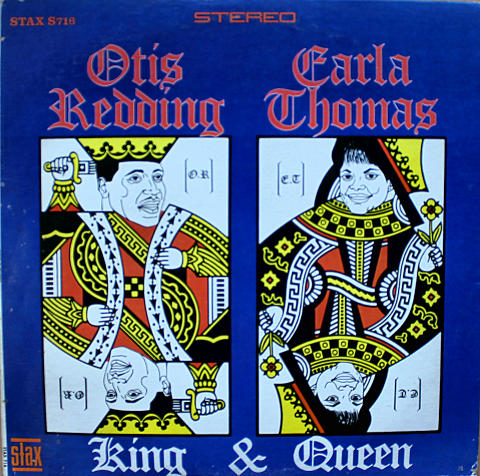 "Otis Redding & Carla Thomas Vinyl 12"" (Used)"