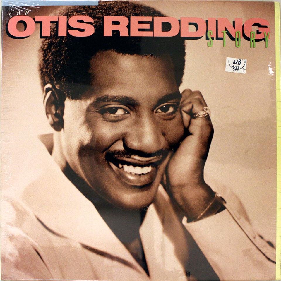 """Otis Redding Vinyl 12"""" (New)"""