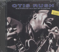 Otis Rush With Break Down CD