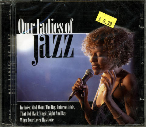 Our Ladies Of Jazz CD