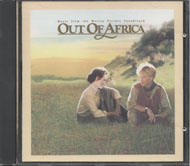 Out Of Africa CD