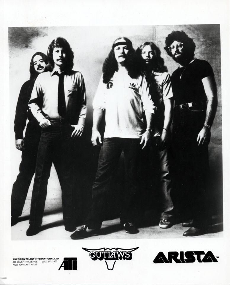 Outlaws Promo Print