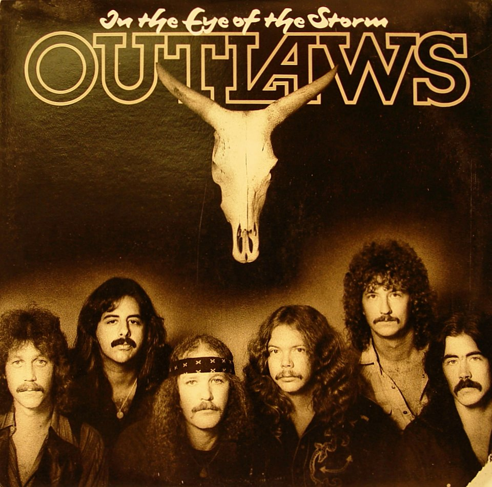 """Outlaws Vinyl 12"""" (Used)"""