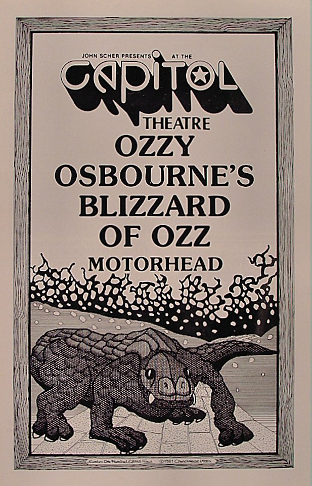 Ozzy Osbourne Program