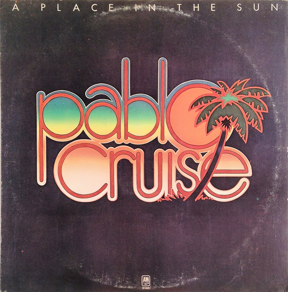 "Pablo Cruise Vinyl 12"" (Used)"