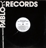 "Pablo Jazz In-Store Sampler Vinyl 12"" (Used)"
