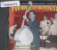 Pachuco Boogie CD