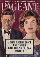 Pageant Magazine February 1964 Magazine