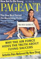Pageant Magazine July 1966 Magazine