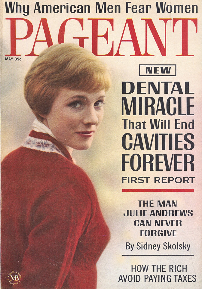 Pageant Magazine May 1965