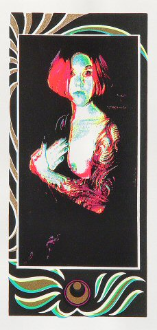 Painted Lady Handbill
