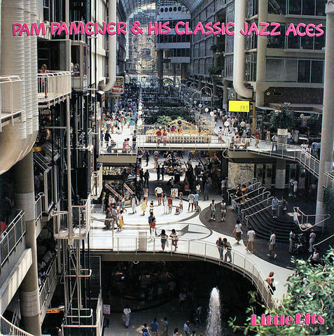 "Pam Pameijer & His Classic Jazz Aces Vinyl 12"" (New)"