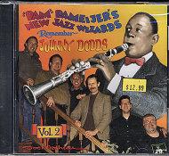 Pam Pameijer's New Jazz Wizard CD