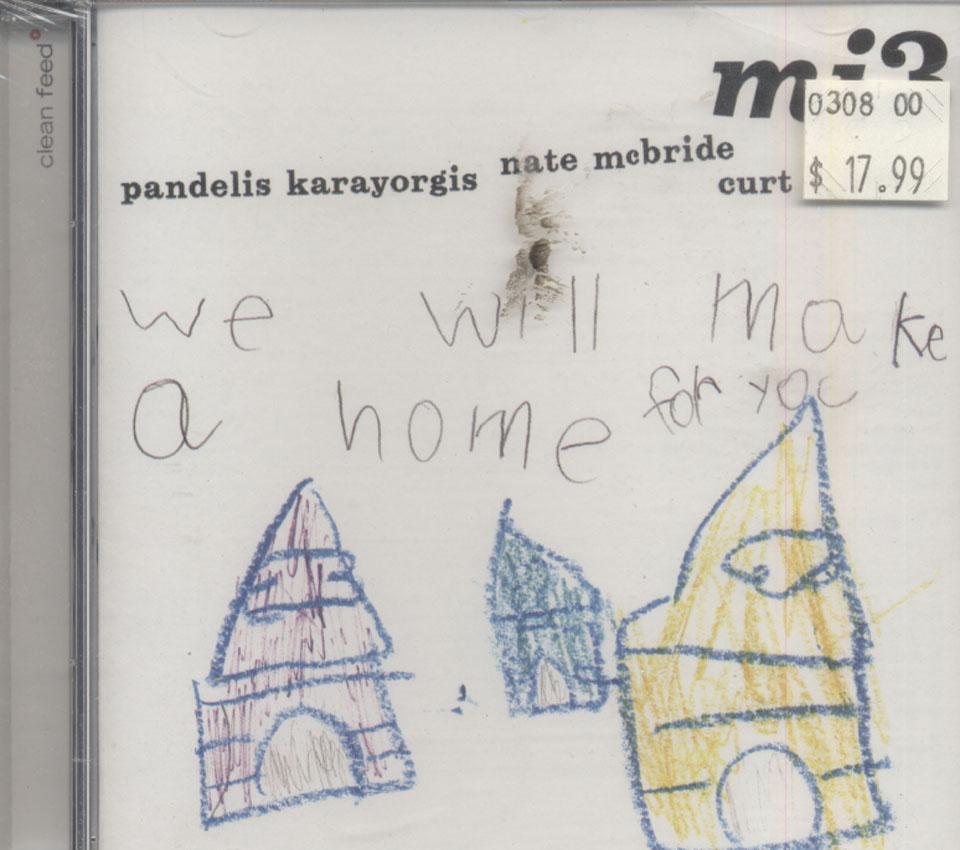 Pandelis Karayorgis CD