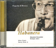 Paquito D'Rivera CD