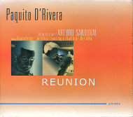 Paquito D'Rivera CD