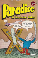 Paradise, An Interplanetary Fantasy Comic Book