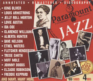 Paramount Jazz CD