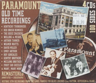 Paramount Old Time Recordings CD