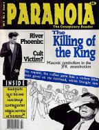 Paranoia Vol. 2 No. 3 Issue 6 Magazine