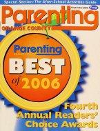 Parenting Orange County Magazine