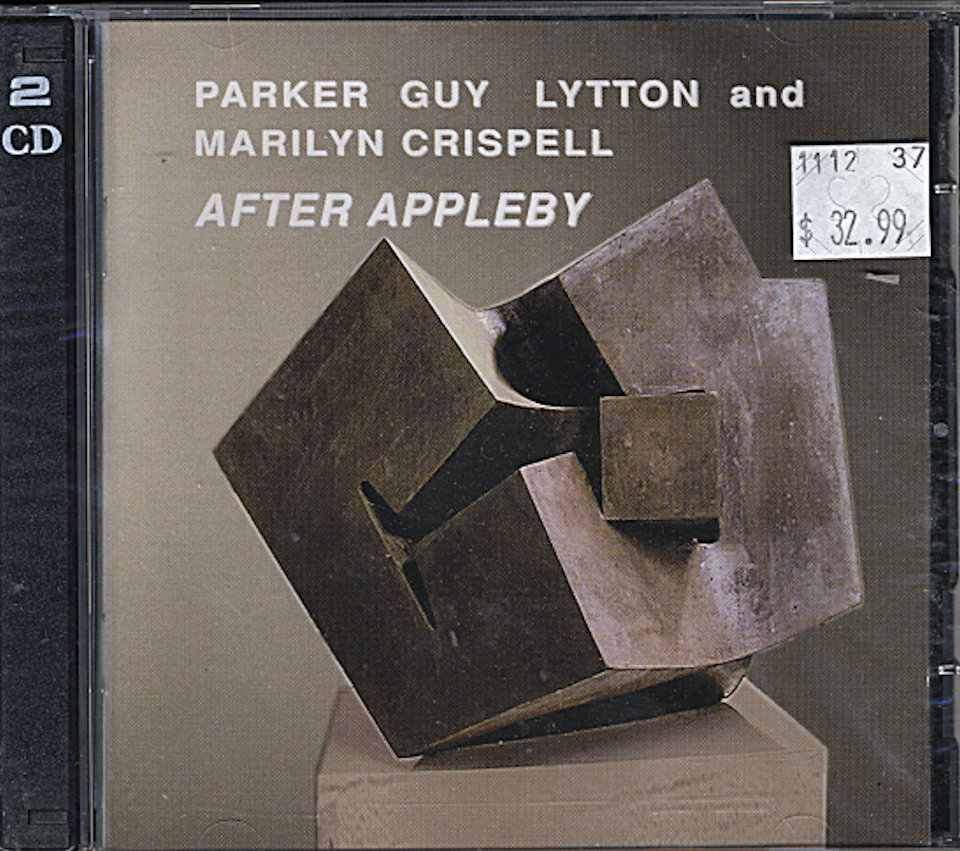 Parker / Guy / Lytton and Marilyn Crispell CD