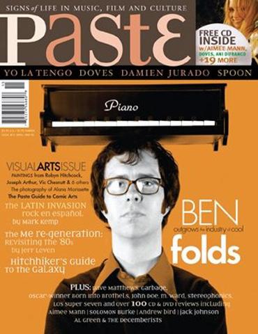 Paste Issue 15